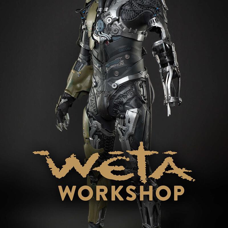 Weta Workshop - Spiderman - Green Goblin Armor