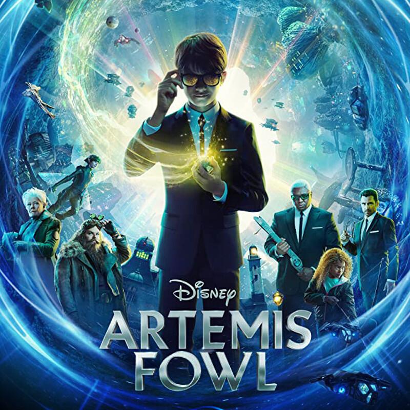 Artemis Fowl (2019) Disney