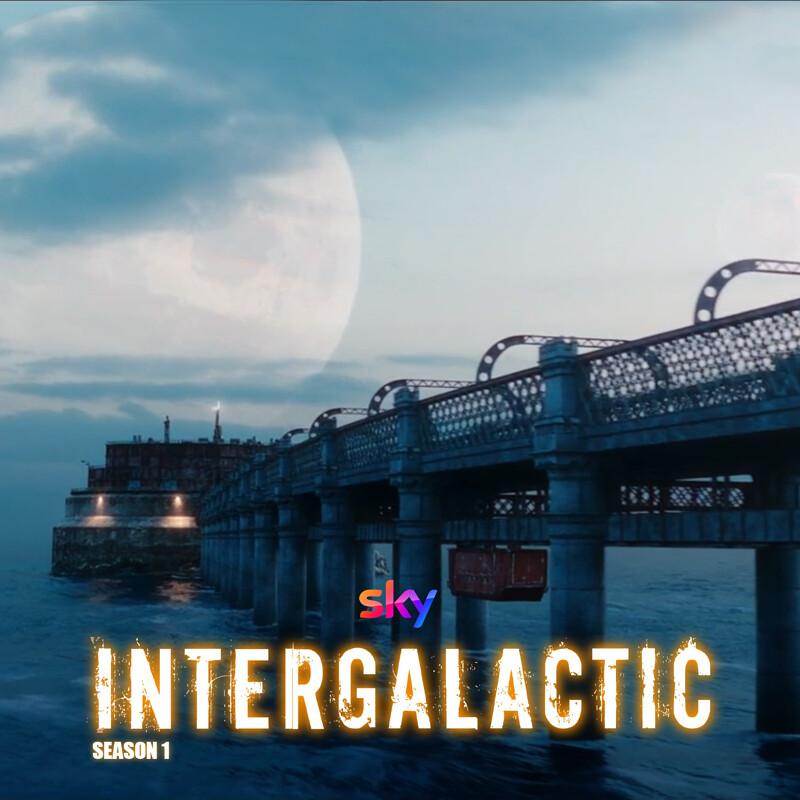 Intergalactic Season 1 (2020) Sky TV