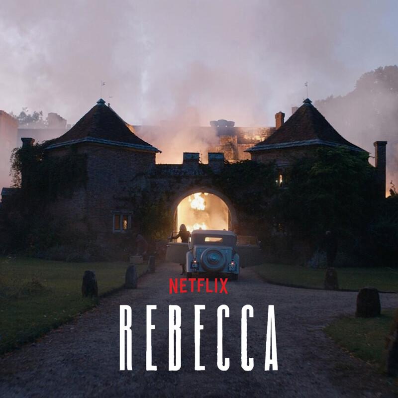 Rebecca (2020) Netflix