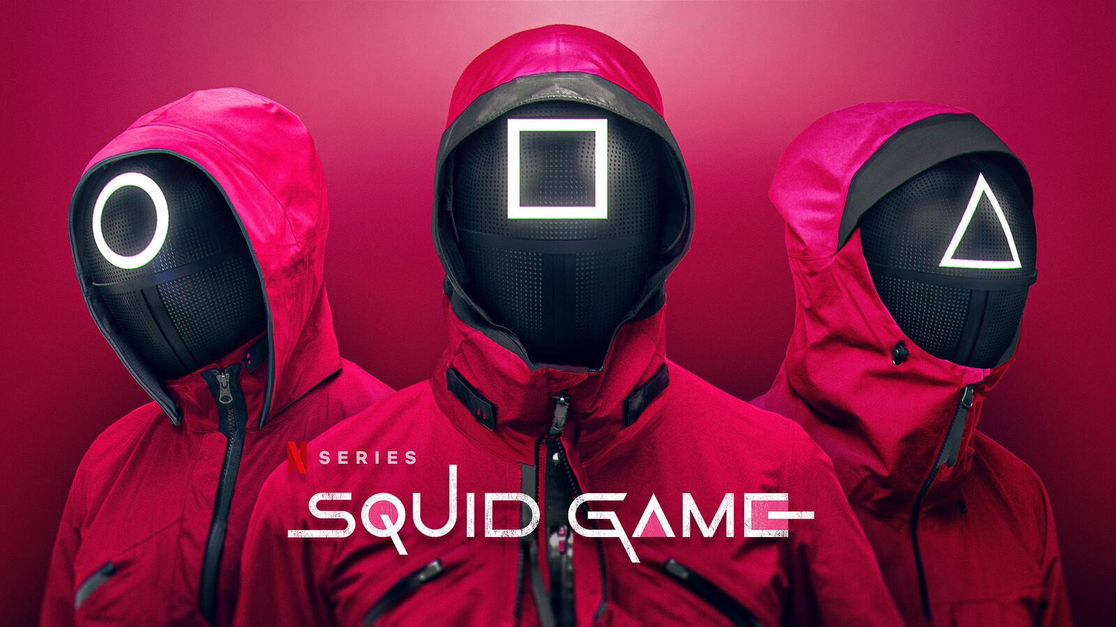 [Fanart] The Squid Game