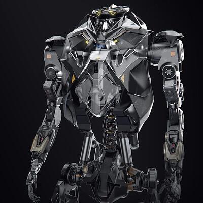 Darko darmar markovic darko darmar markovic front robot