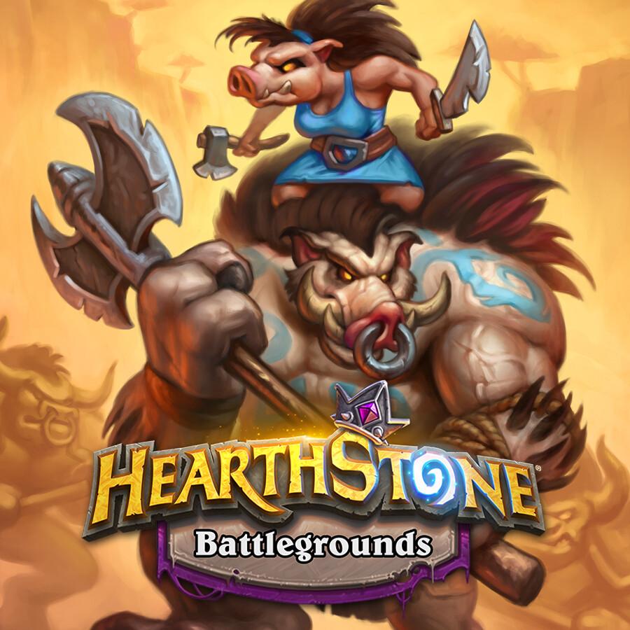 Hearthstone: Battlegrounds - Dynamic Duo
