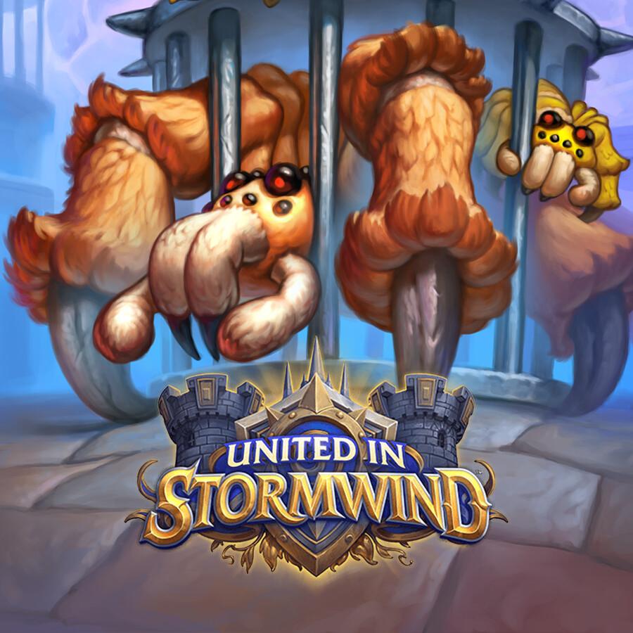 Hearthstone: United in Stormwind - Imported Tarantula