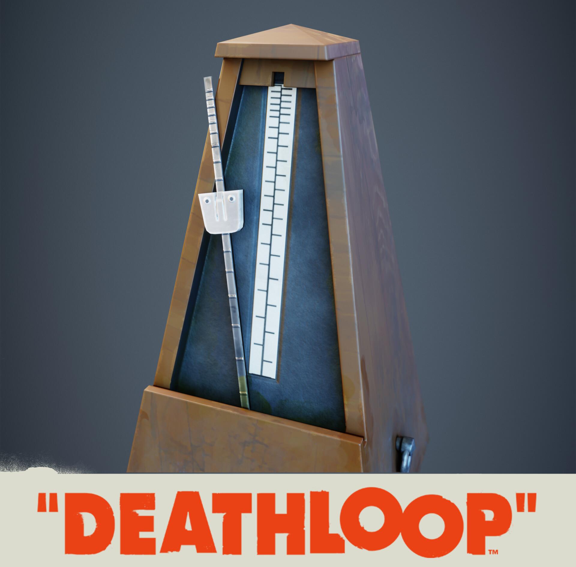 Metronome: Deathloop Prop