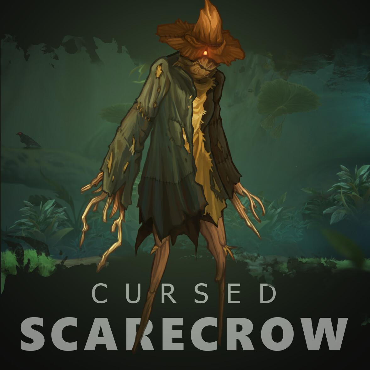 CURSED SCARECROW