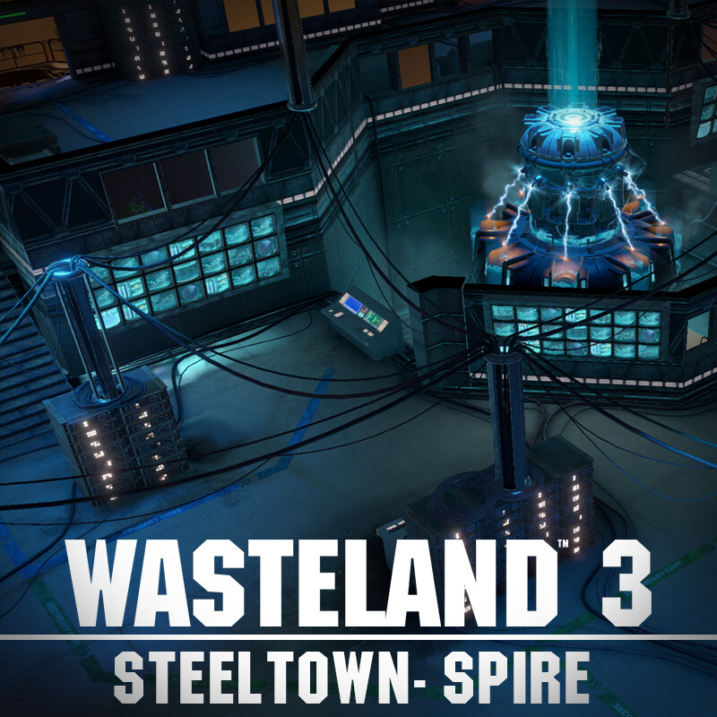 Wasteland 3: The Battle of Steeltown - The Spire