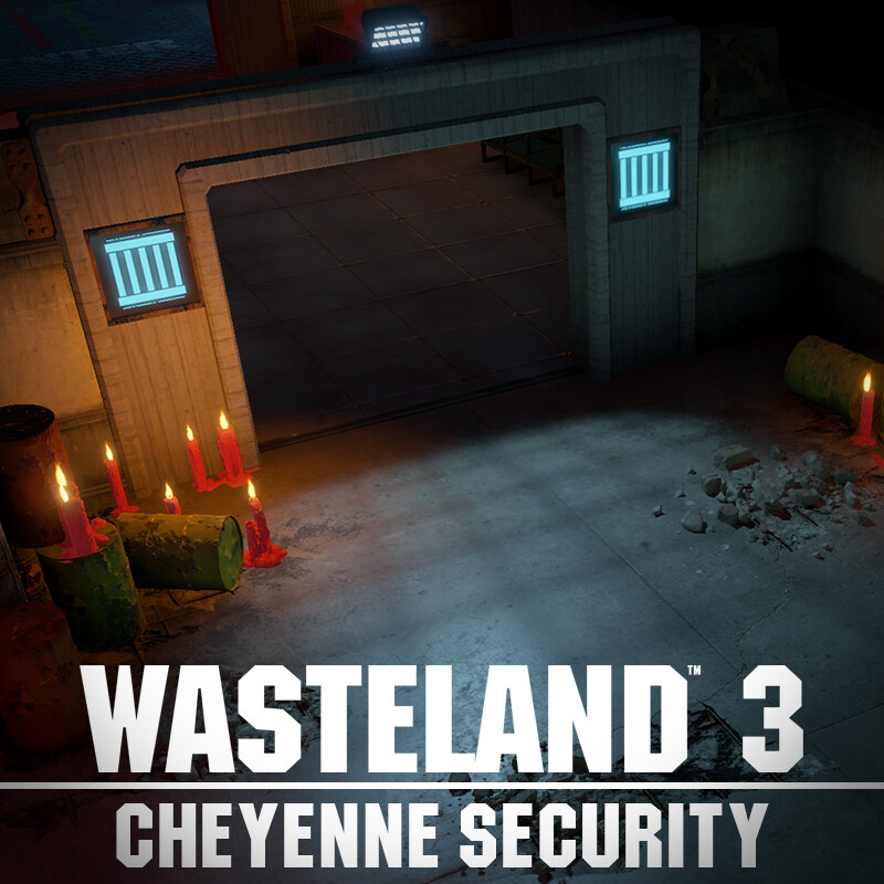 Wasteland 3: The Cult of the Holy Detonation - Prison