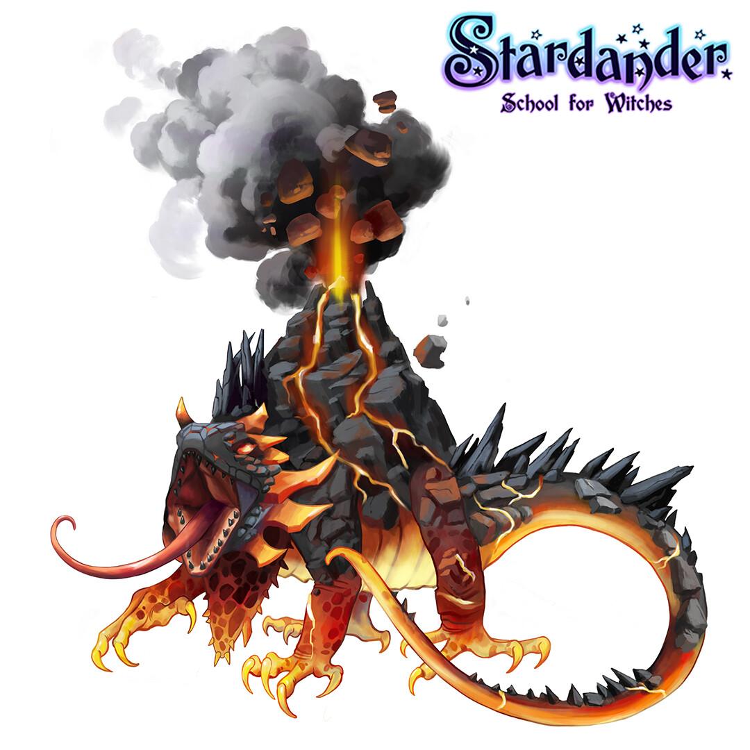 Standarder: Lava Lizard