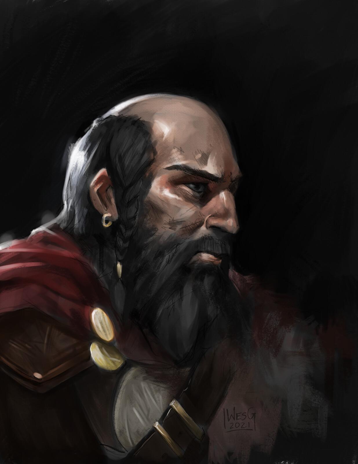 An Old Warrior