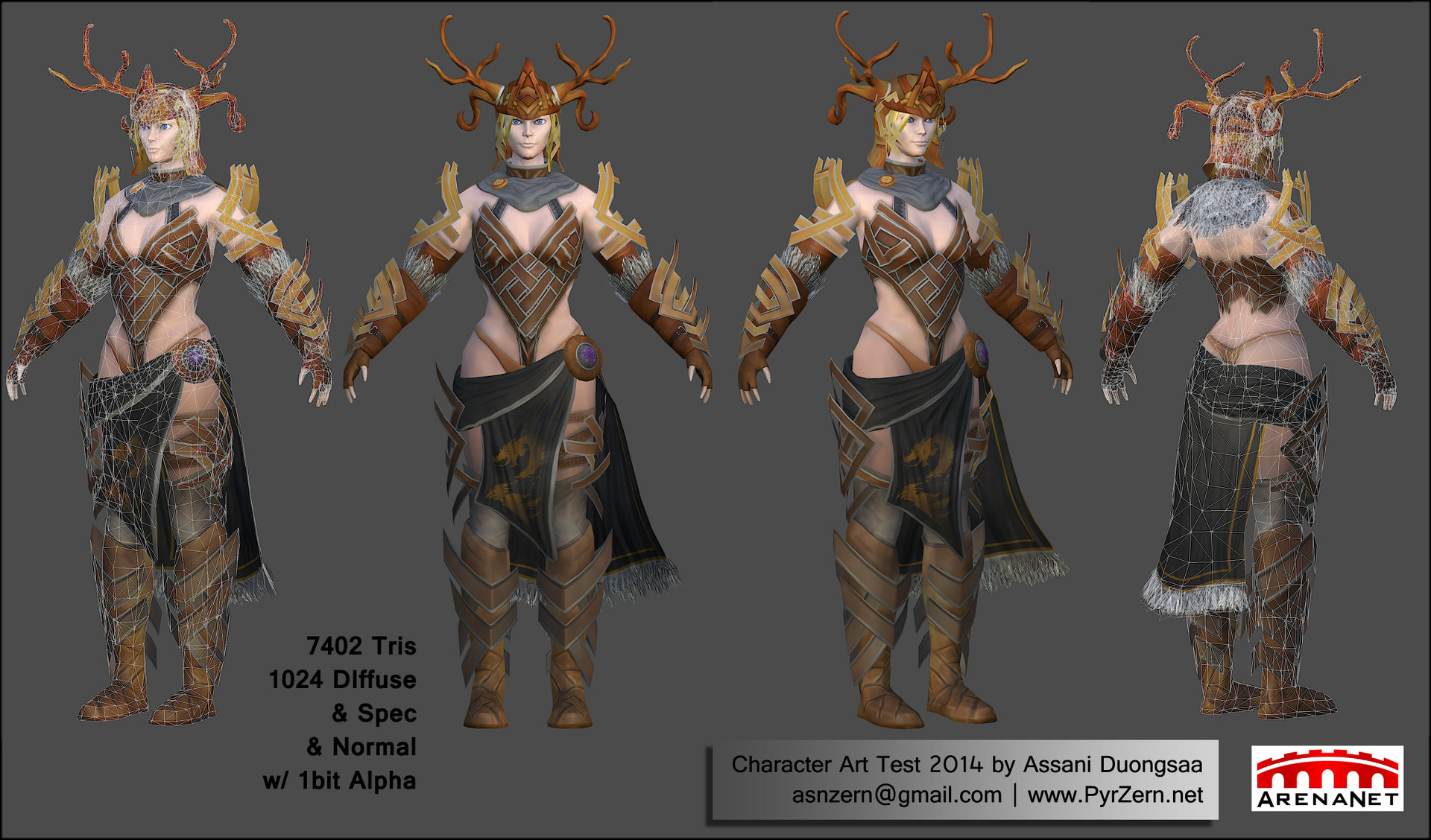 Character art test 2014 assani duongsaa   01