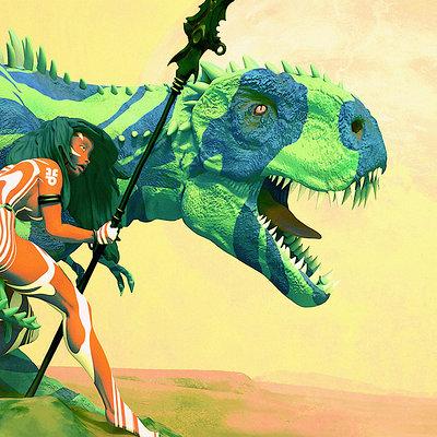 Dinoblues2