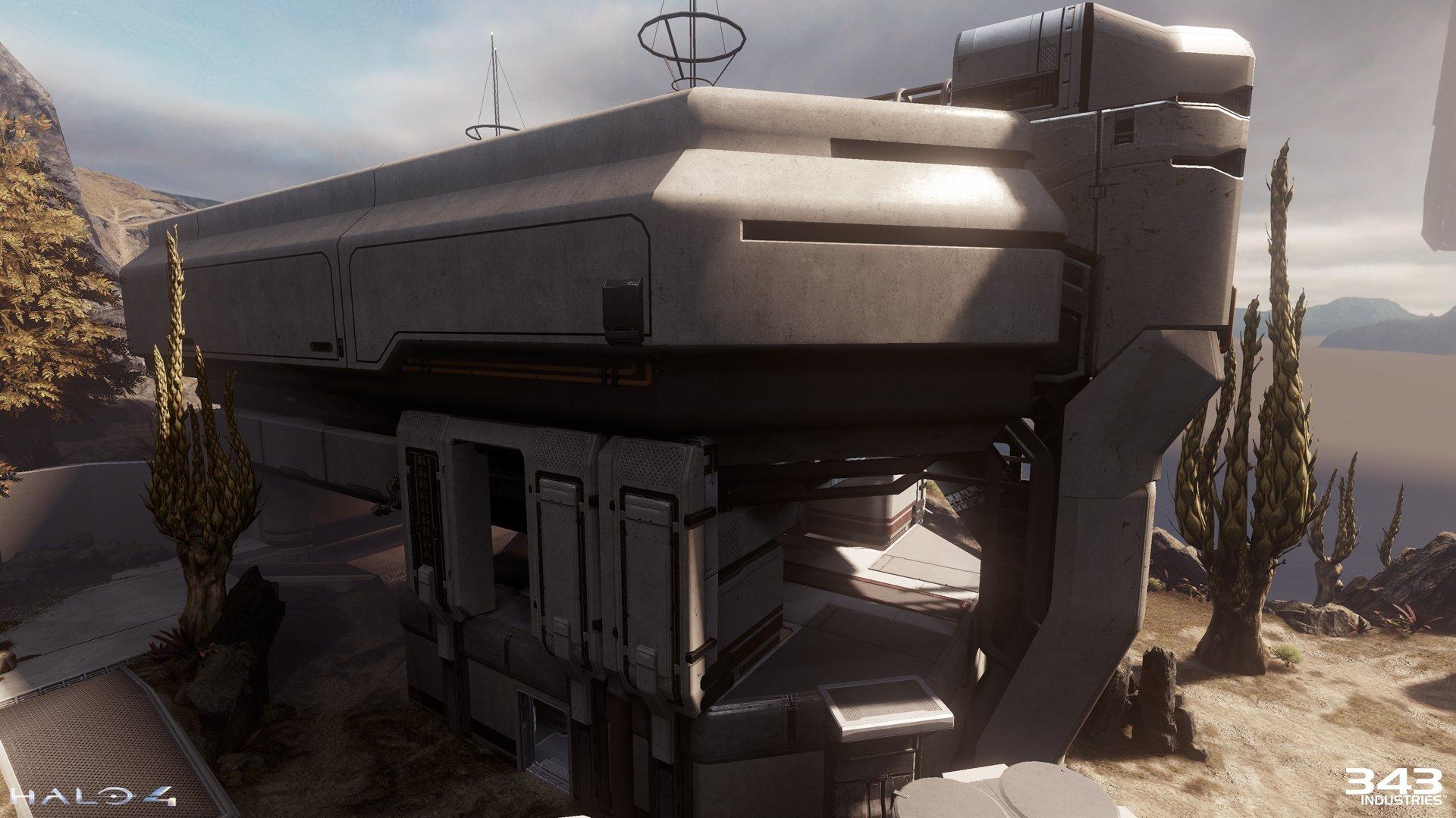 Refinery exterior 01