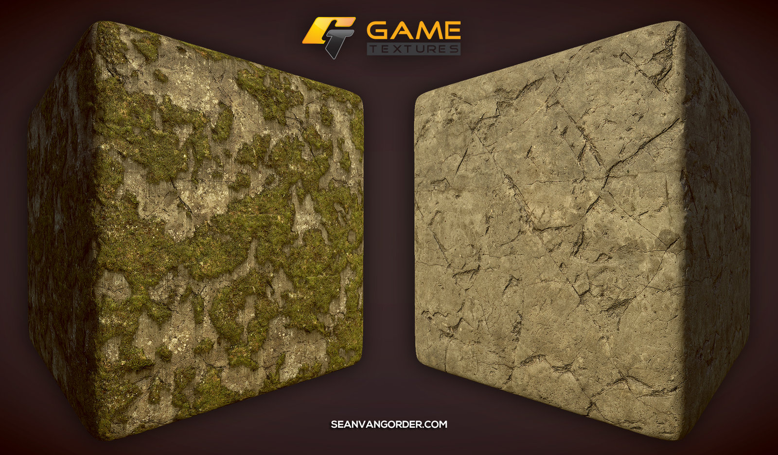 Mossy Rock Texture