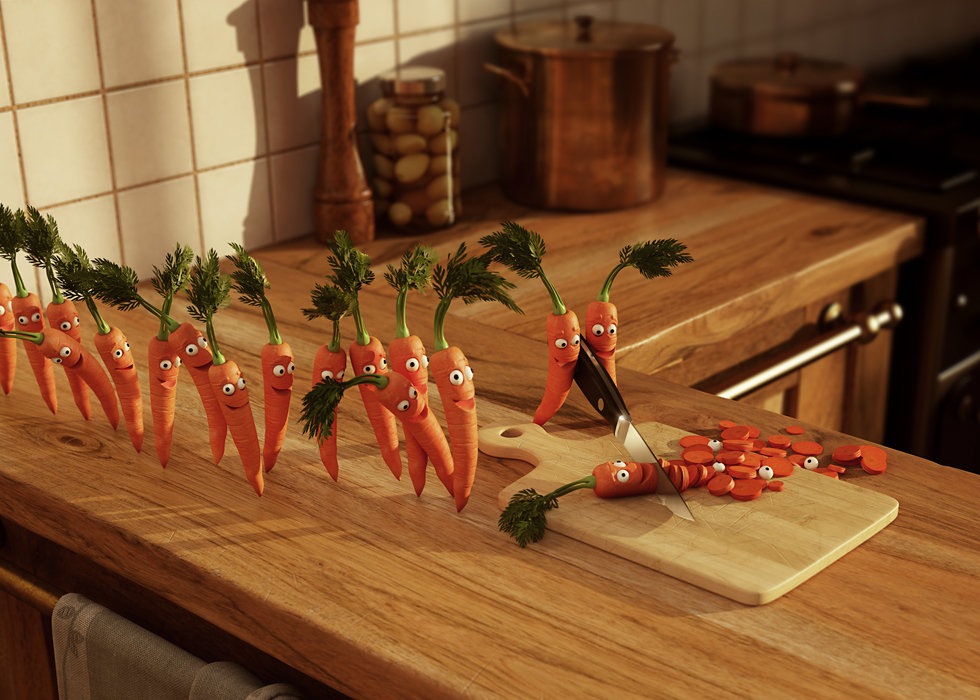 Cantina carrots 980