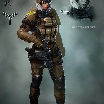 Infantry presentation a