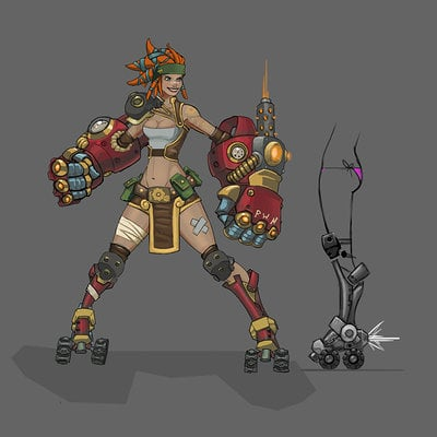 Josh singh early concept of vi