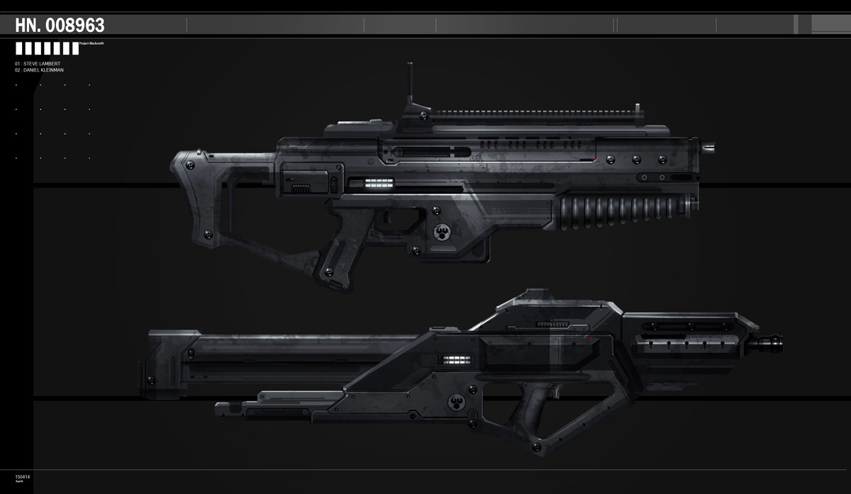 Rifle concepts 01