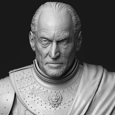 Tywin Lannister Sculpt
