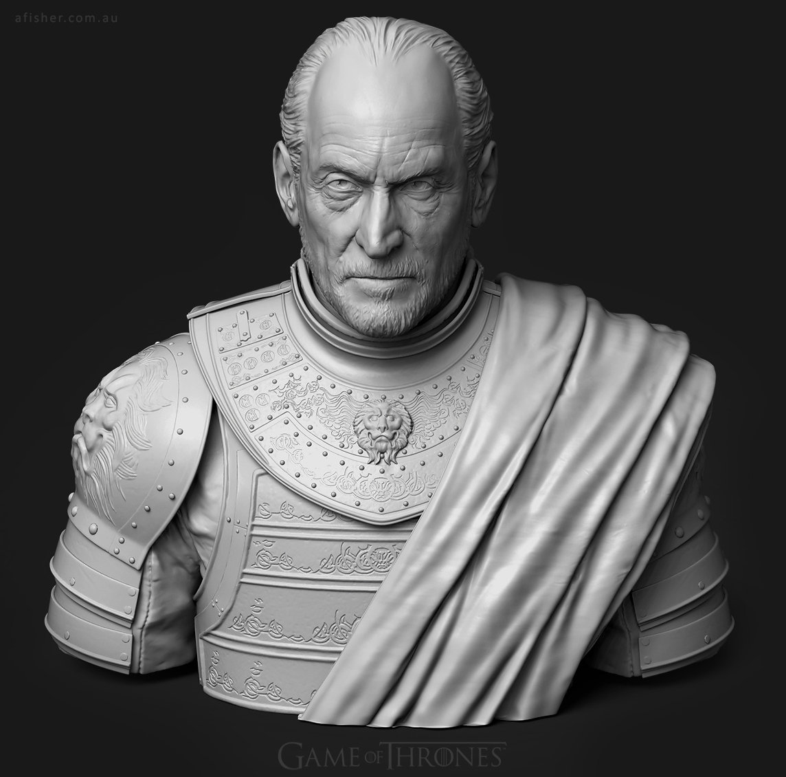 Afisher tywin render