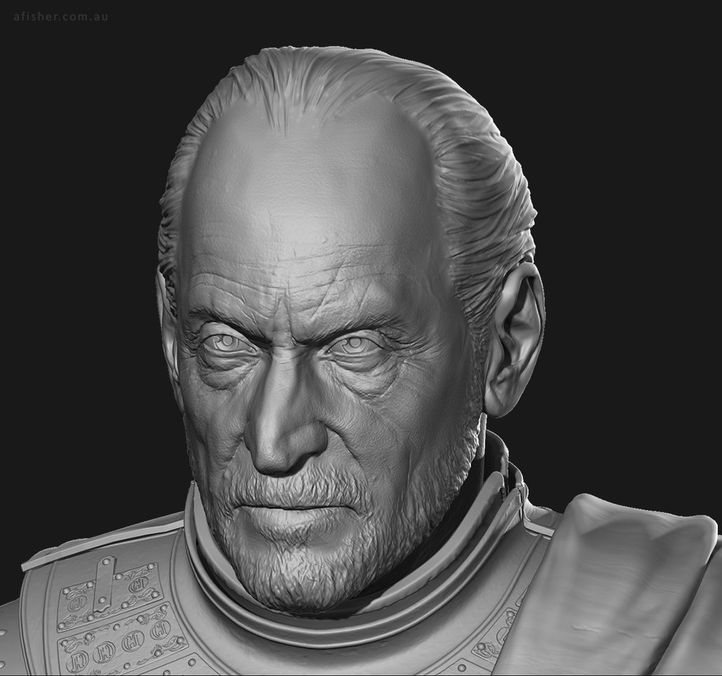 Afisher tywin zb closeup