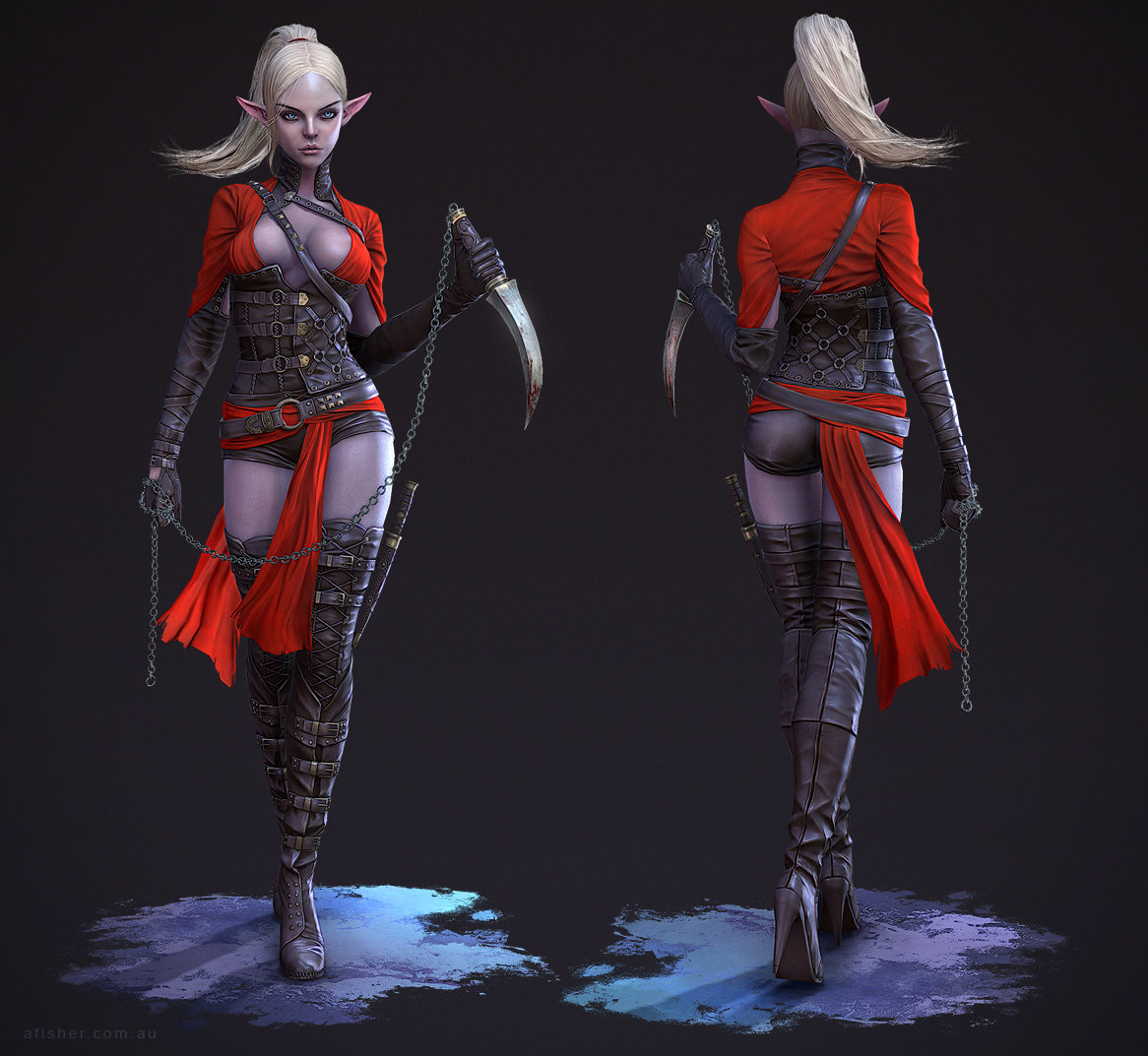 Afisher elf 02