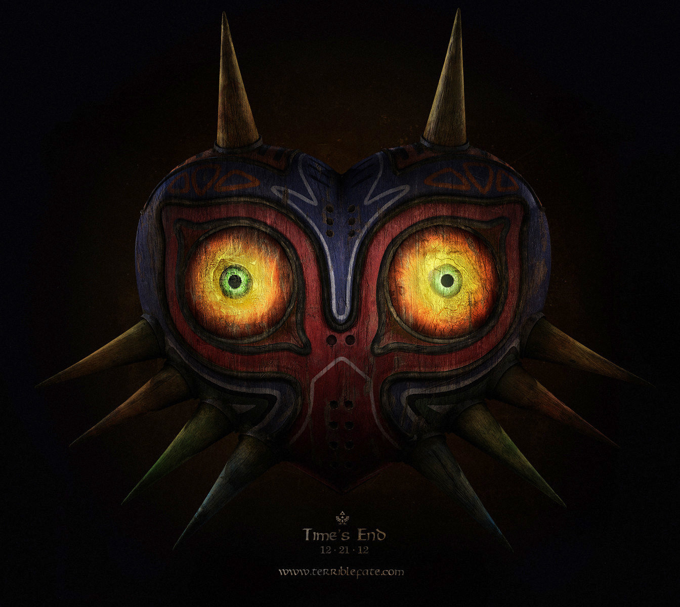 Majora's Mask (2012)
