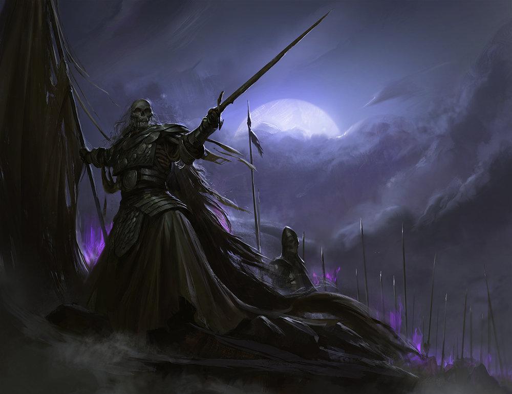 Undead hero2