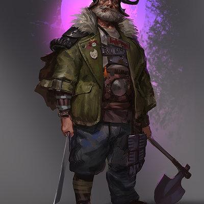 Hobo warlord3