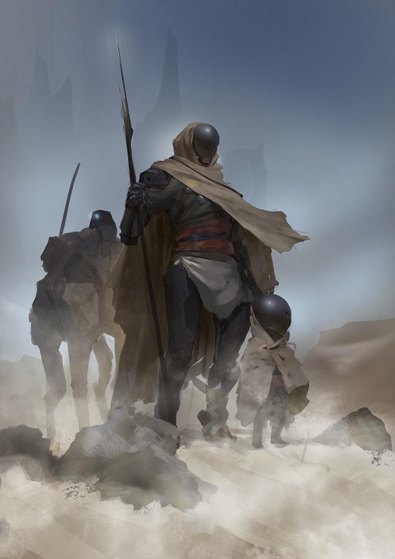 Desert dwellersv2