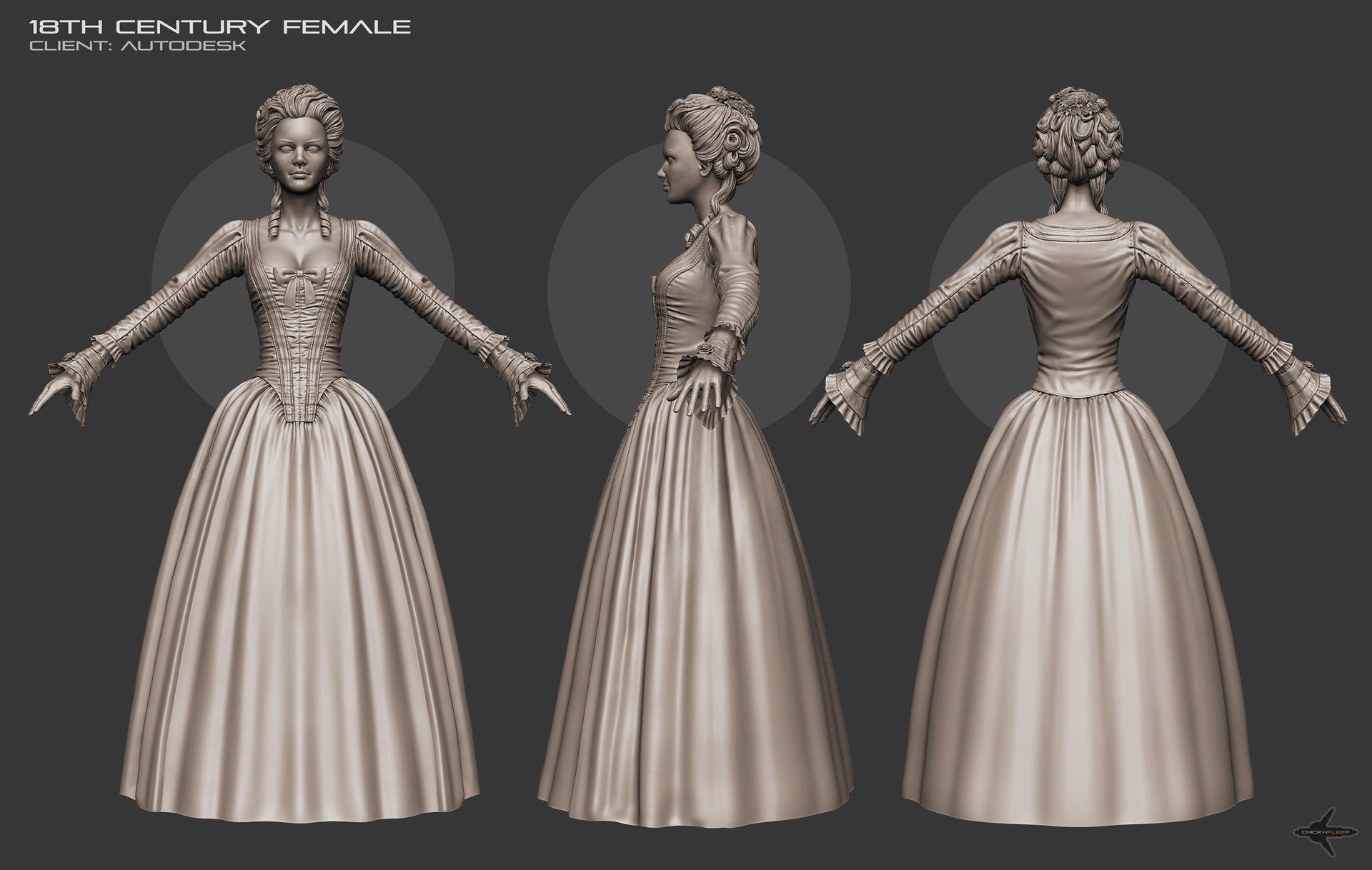 Venetian female allweb