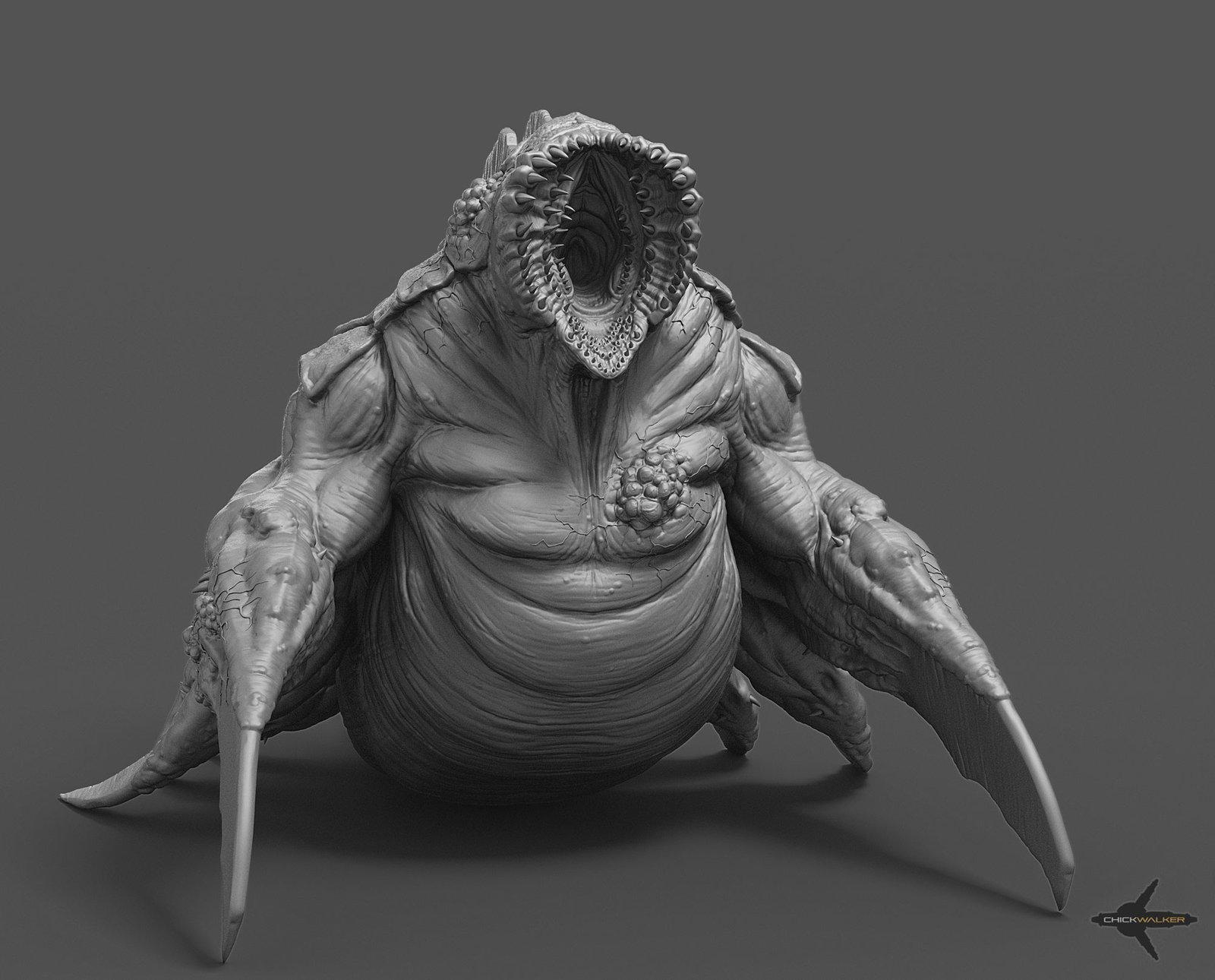 Slagworm Creature