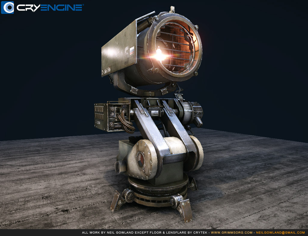 Killzone Floodlight