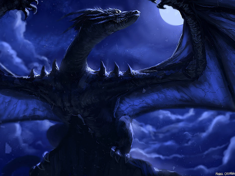 Moonlight Dragon