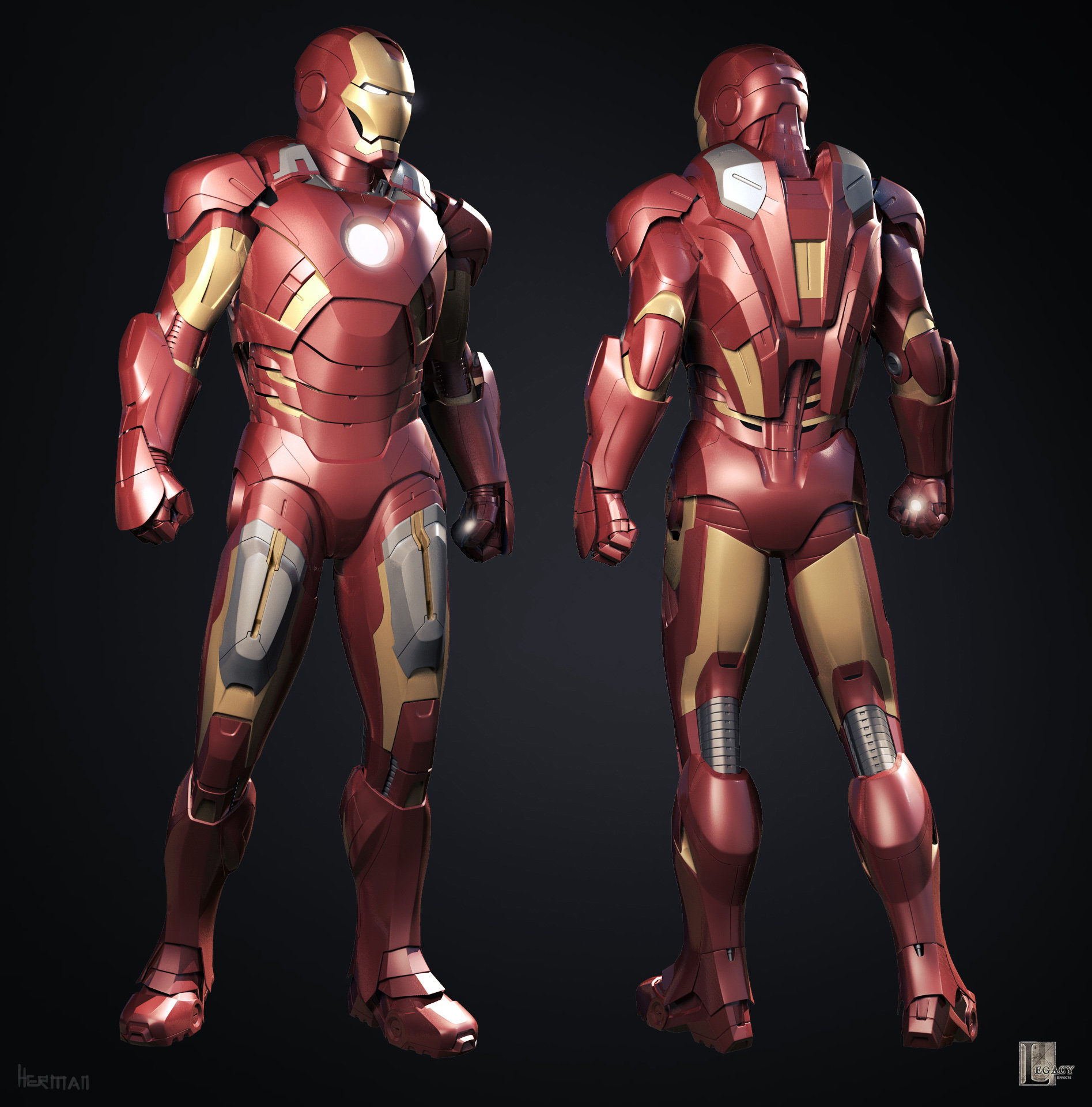 Droidsforsale iron man mark vii
