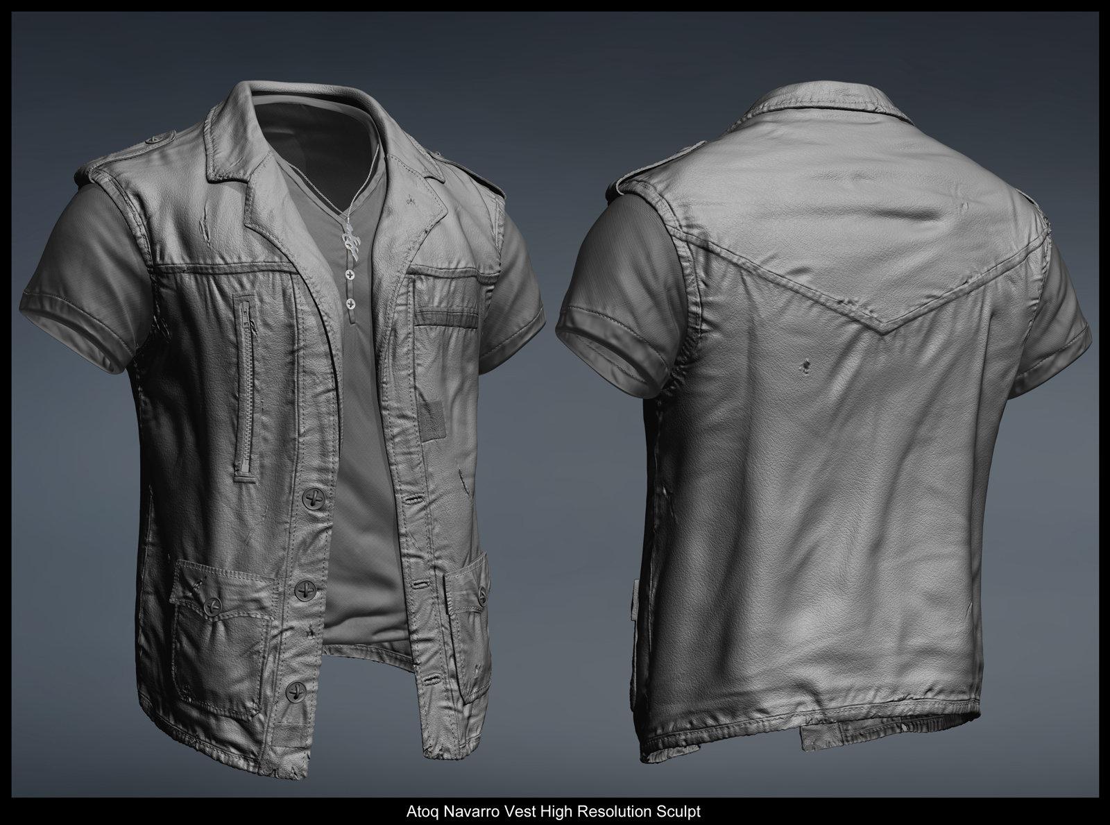 Atoq highres model vest