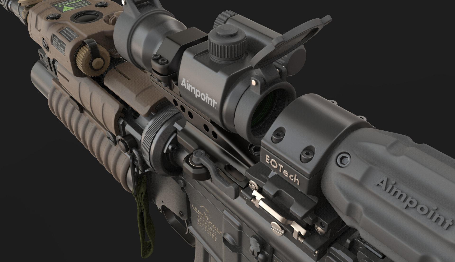M4 s1f4cgh