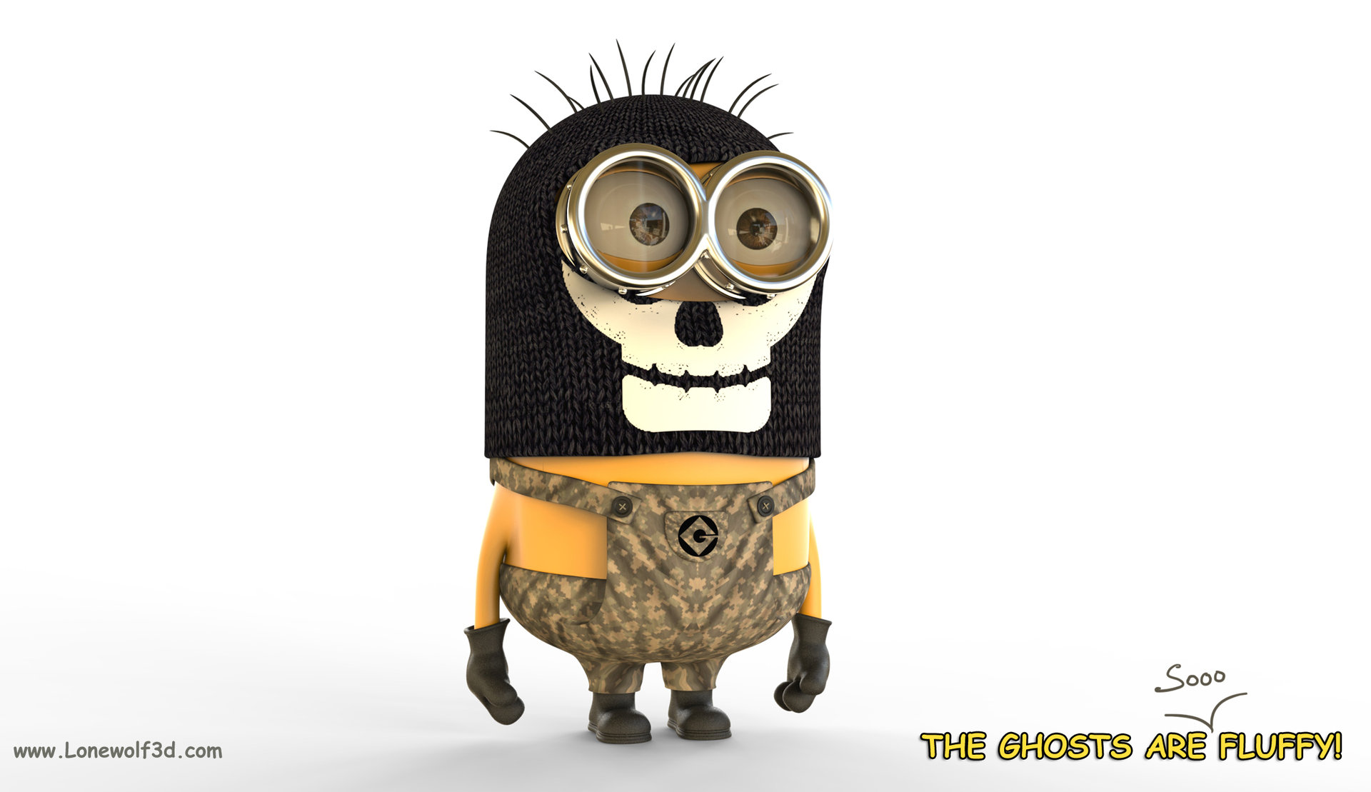 Call of duty minion 3