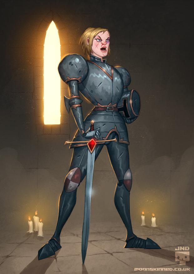 Knight copy