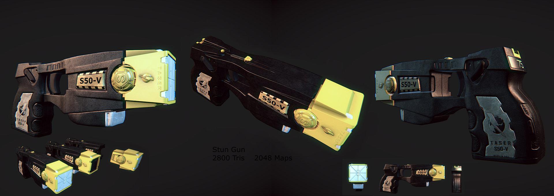 Stun gun 1