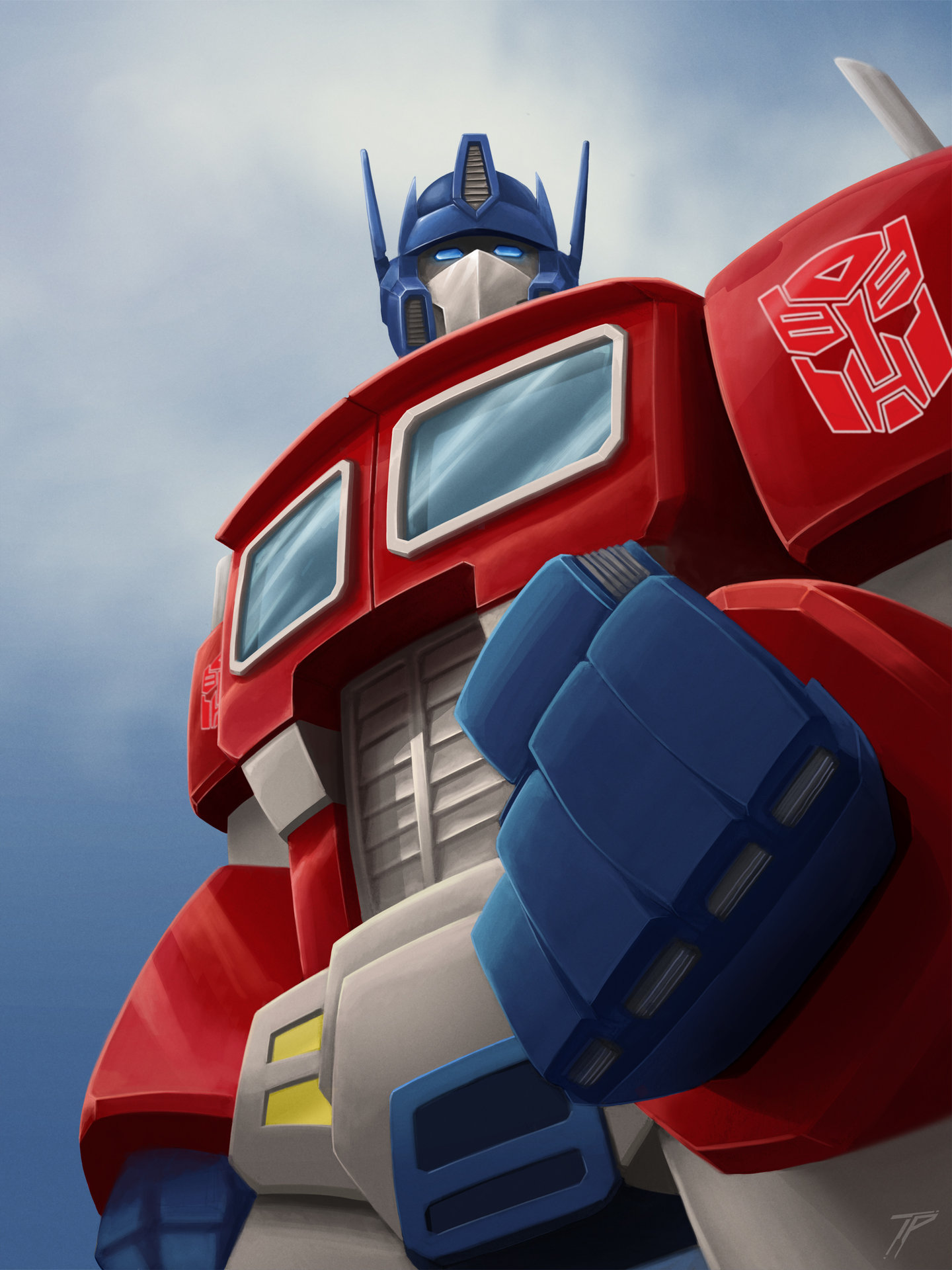 Optimus prime midres