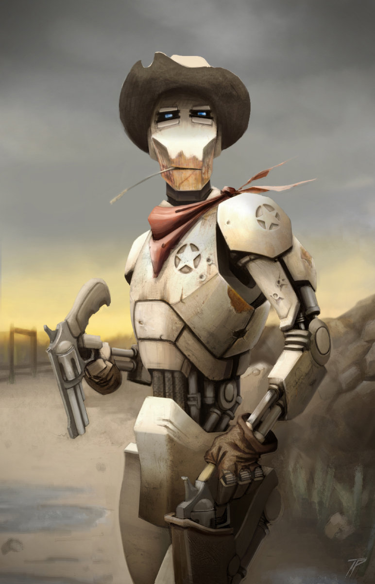 Rusty: The Tincan Lawman