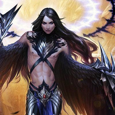 Angel who wants new wings   advanced by kir tat d6gqupj