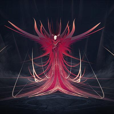 The queen bastien grivet concept art hd
