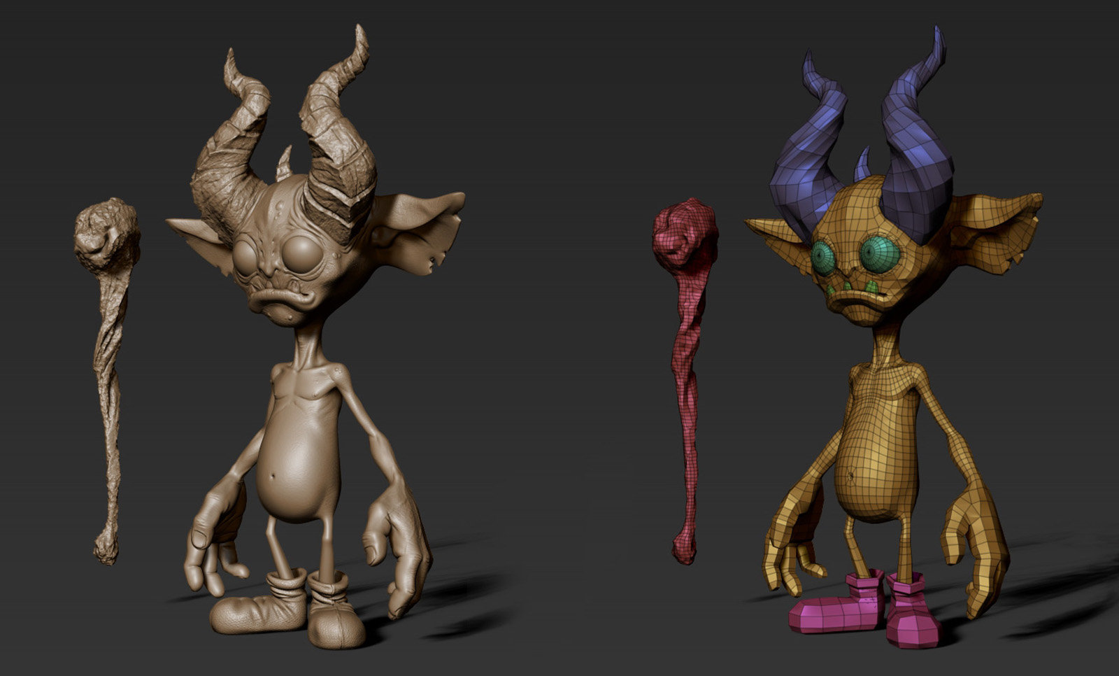 Zbrush_Wire