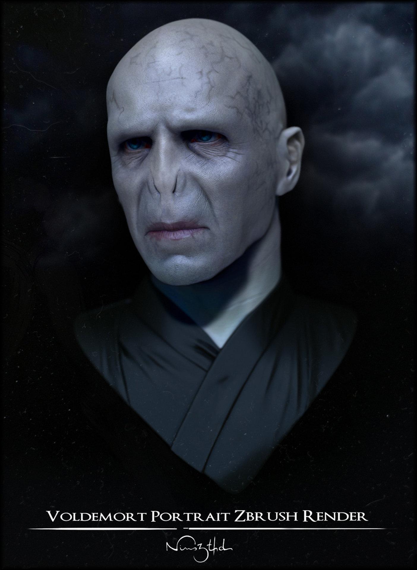 Voldemort render