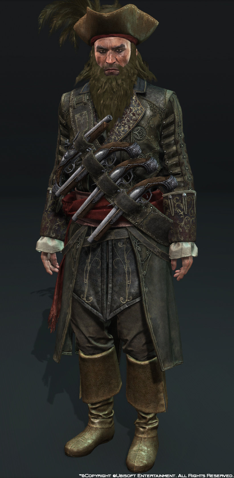 Blackbeard assassins creed