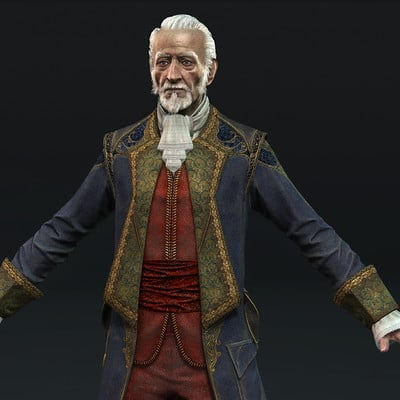 Assasin's Creed Black Flag, Governor Torres