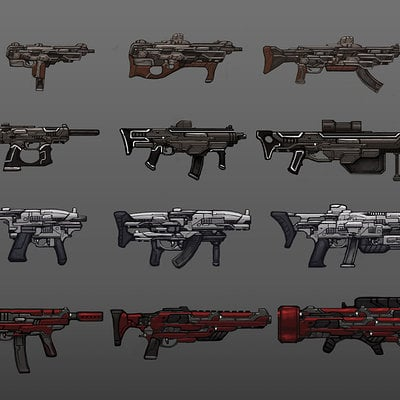 Concept art guns travis lacey web aom