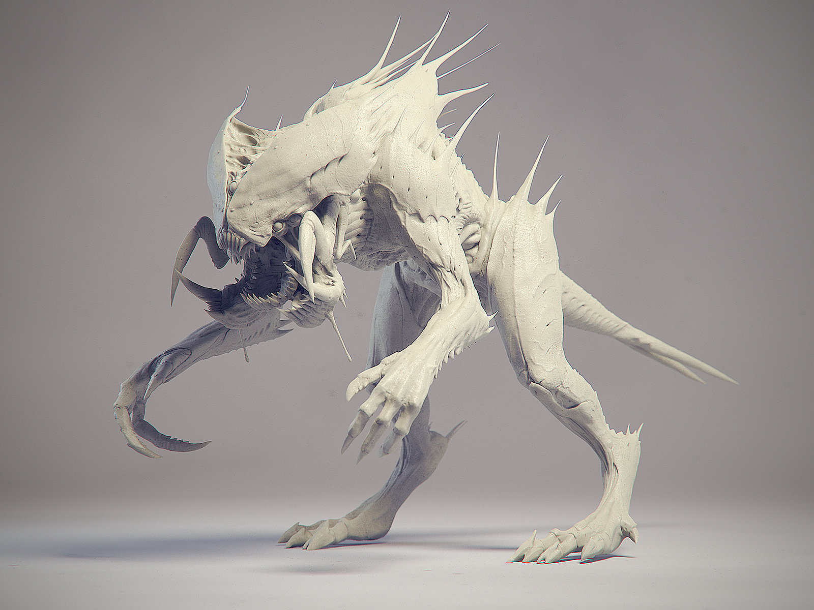 Christopher George Cryptid Hunter Call Of Duty Ghosts Extinction Mode